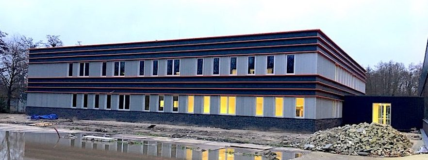 Oplevering Paviljoen HMC Rotterdam